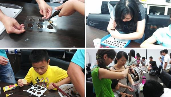 巧克力DIY3