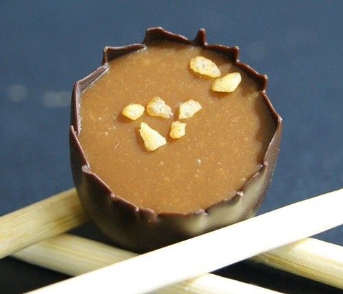 巧克力布蕾杯