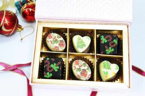 繽紛巧克力禮盒2