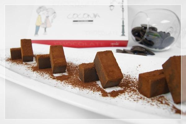 巧克力種類