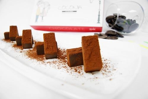 製作巧克力方法