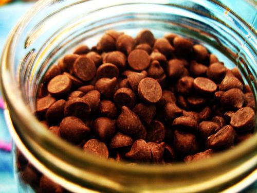七夕巧克力製作