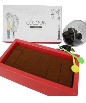 巧克力舒緩經痛法