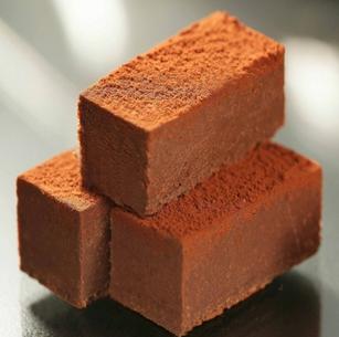 黑巧克裡減肥法