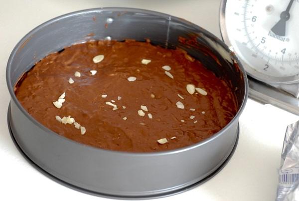 巧克力甜點做法1