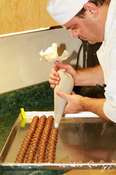 自製松露巧克力作法1
