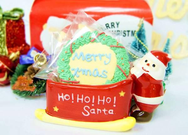 聖誕彩繪餅乾1