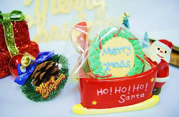 聖誕彩繪餅乾2