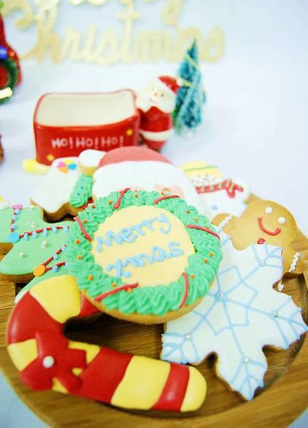 聖誕彩繪餅乾3