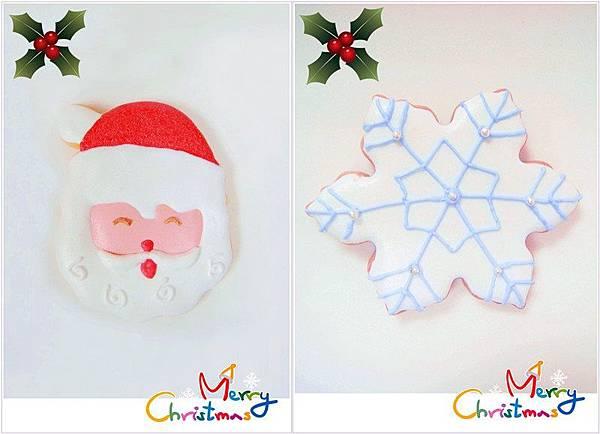 聖誕彩繪餅乾4