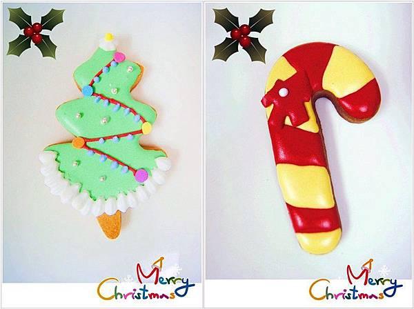 聖誕彩繪餅乾5
