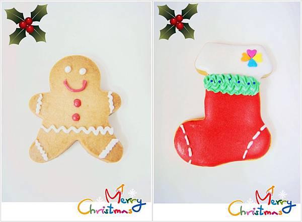 聖誕彩繪餅乾6