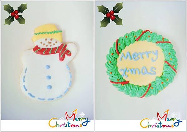 聖誕彩繪餅乾7