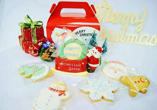 聖誕彩繪餅乾8