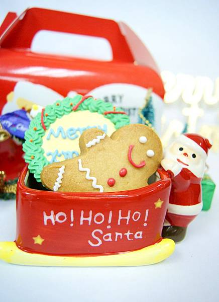 聖誕彩繪餅乾9