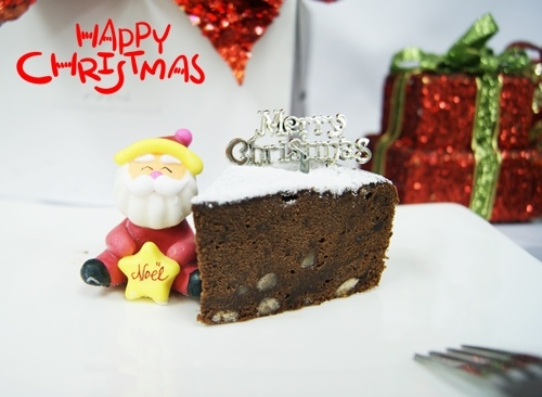聖誕巧克力蛋糕4