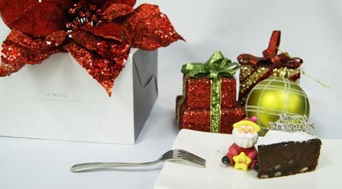 聖誕巧克力蛋糕6