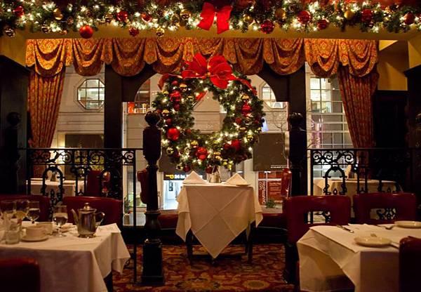 台中聖誕節餐廳