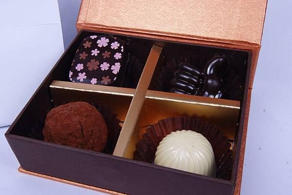 松露巧克力食譜