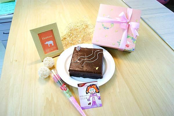 Coconia母親節蛋糕1