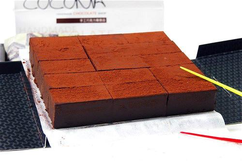 巧克力製作1