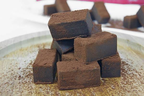 吃巧克力好處1