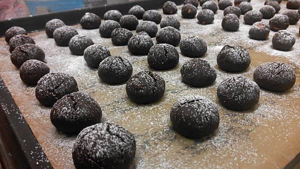 巧克力餅乾食譜1