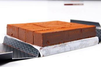 生巧克力做法1