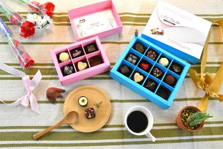 巧克力禮盒2