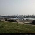 西子灣下午風景