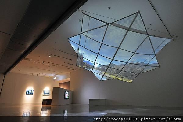 「危觀風景—原住民族文化與空間部署」展場 (1)