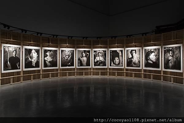 《微光闇影》Fade Light, Dark Shadows_展場圖Installation_12©臺北市立美術館TFAM