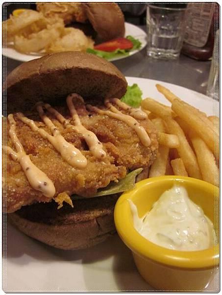 可喜Cozi Burger (8)