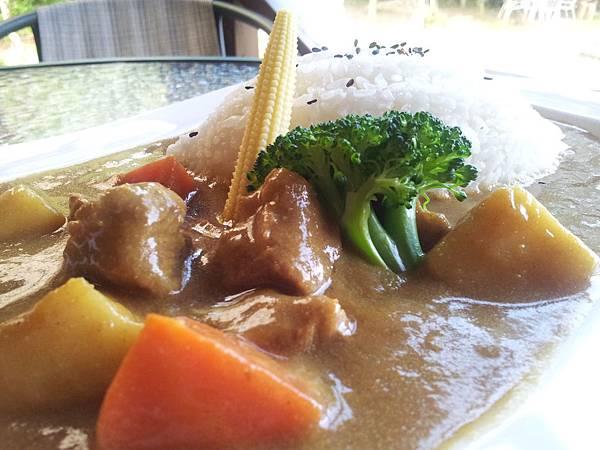 日式豬肉咖哩飯