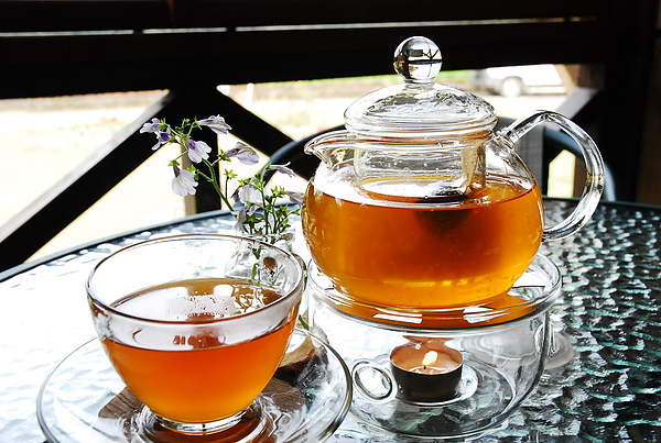 蜂蜜香柚茶