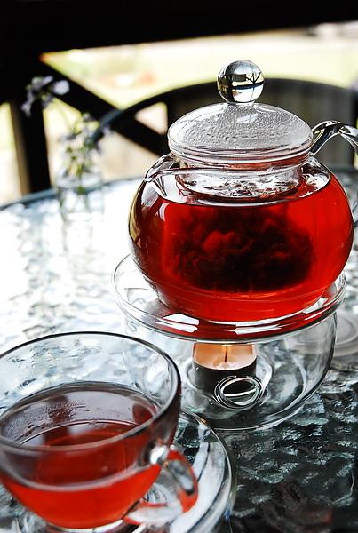 洛神蘋果茶