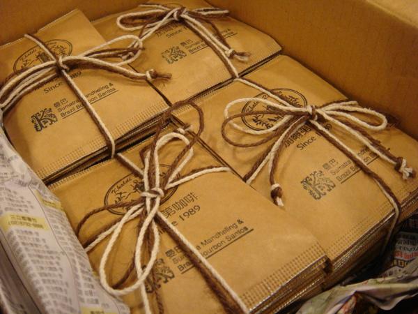 大陸上海訂購50包隨手包