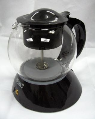 唧筒式咖啡壺