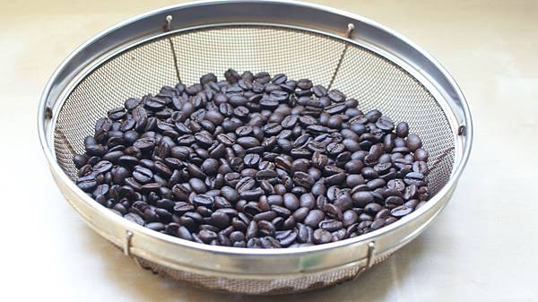 過度烘焙的聖德雷沙溫泉豆