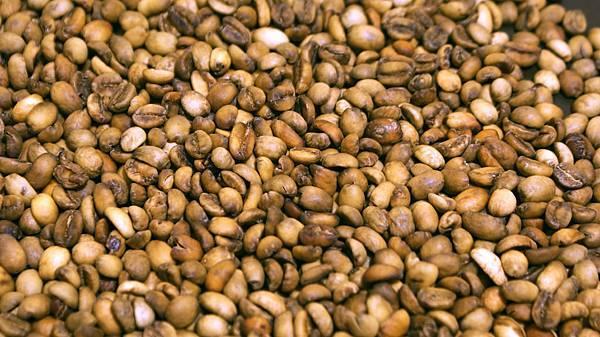 低咖啡因耶加雪菲生豆