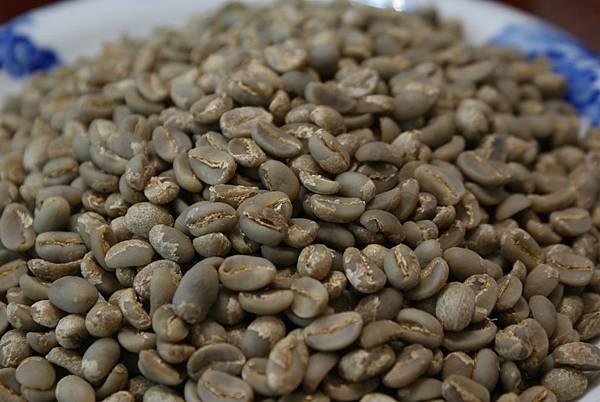 阿里山咖啡-特富野部落生豆