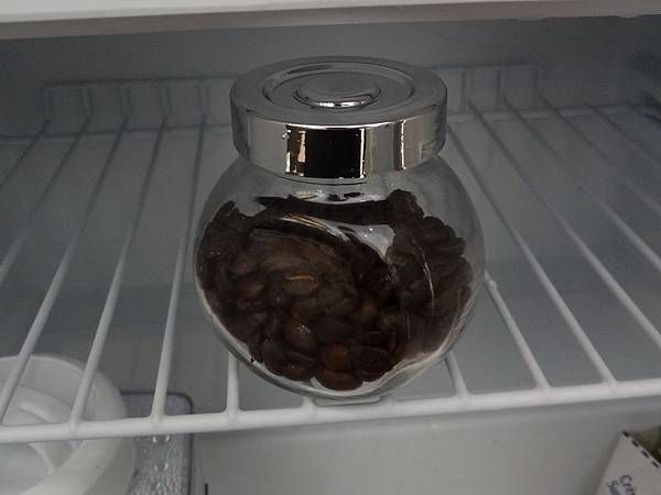 冰過的豆子
