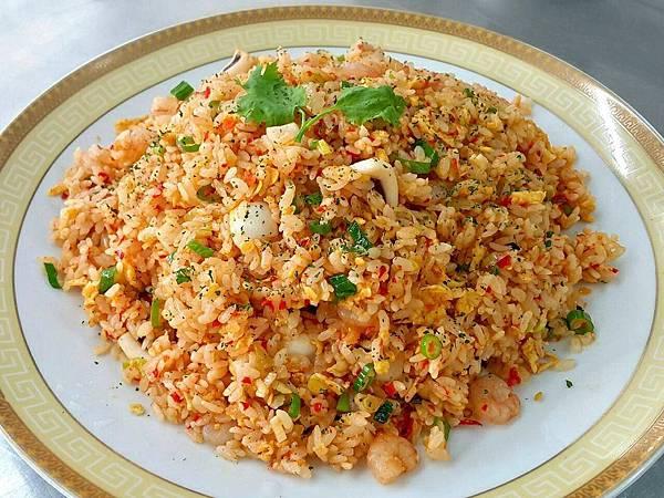 印尼辣味海鮮飯