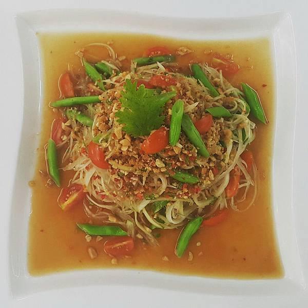 泰式青木瓜沙拉10