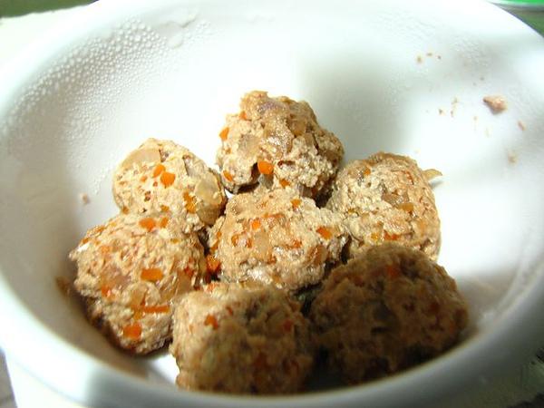 洋蔥牛肉丸