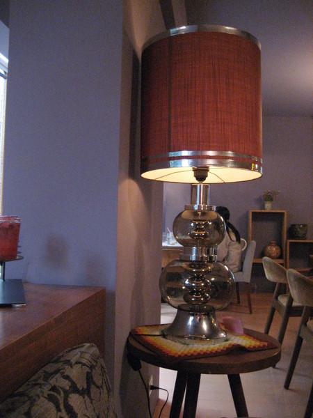 可愛的檯燈