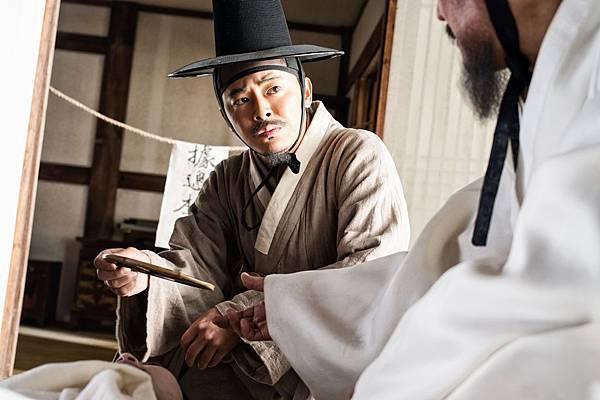 03. 趙正錫的演出為本片看似沉重的劇情注入一股輕鬆的中和劑,更讓他奪下大鐘賞最佳男配角獎。