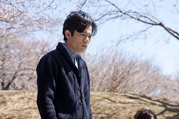 02. SMAP稻垣吾郎繼人氣日劇【三角效應】後,第二度與廣末涼子攜手合作。