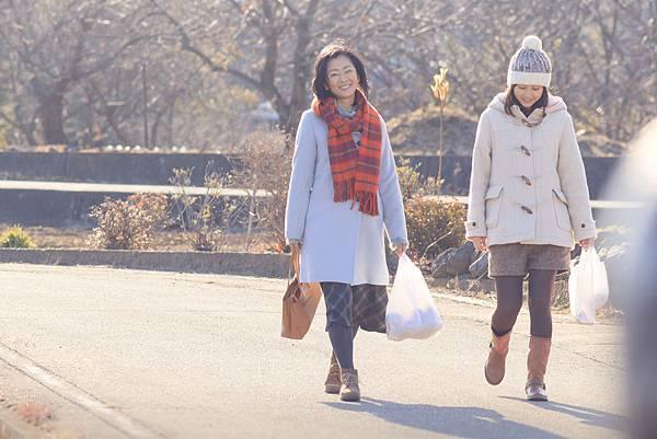 03. 【麥子小姐】從拍攝視角到拍攝手法全面自新世代觀點出發,重新詮釋了日本電影慣有的家庭關係與自我成長題材,深深打動觀眾。