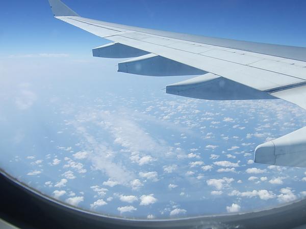 每次旅行看著窗外,惆悵感都會油然而生